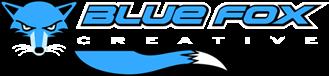 Blue Fox Creative Logo
