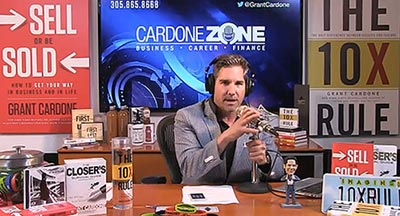 Grant Cardone - King of Sales