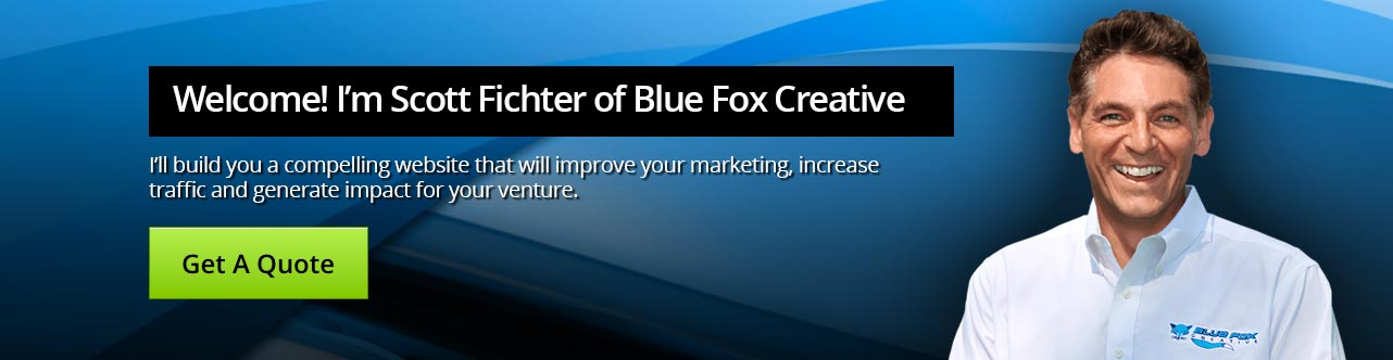 Welcome to Blue Fox Creative